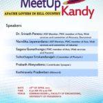 The first Kandy Apache Meet Up: 2012 3