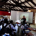 Online safety awareness for children by Sri Lanka CERT|CC  at Asia-Pacific Scout Jamboree 2