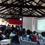 Online safety awareness for children by Sri Lanka CERT|CC  at Asia-Pacific Scout Jamboree 5