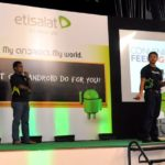 Etisalat takes Android to the East 4