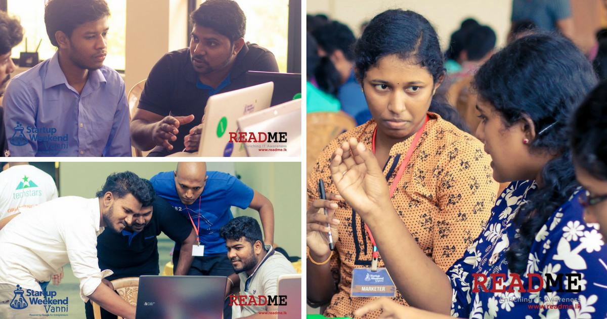 Startup Weekend Negombo